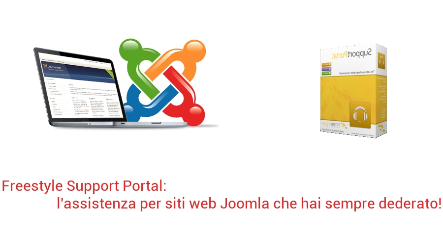 Estensioni Joomla: Freestyle Support Portal