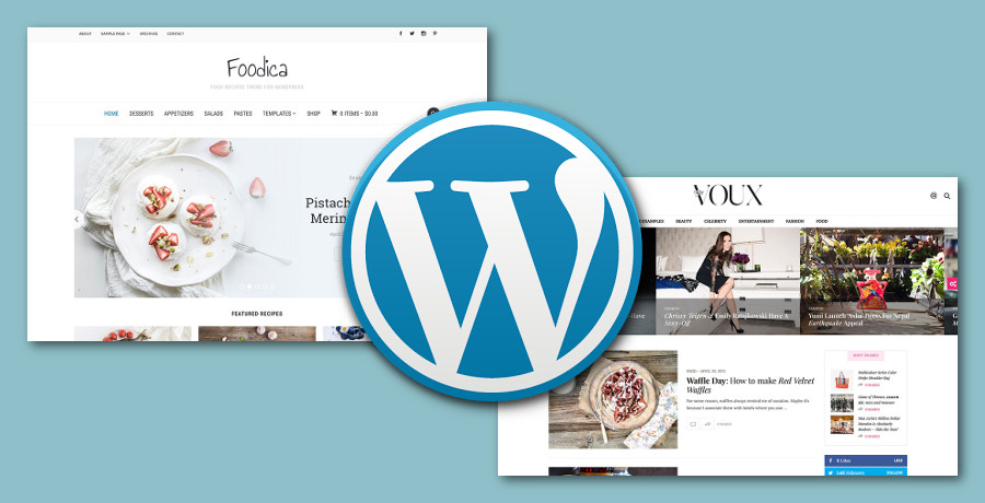 Personal Blog: i migliori template WordPress