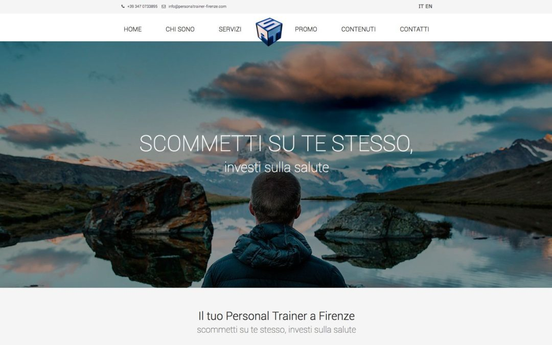 Personal Trainer Firenze