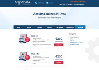 Shop MM Data Informatica