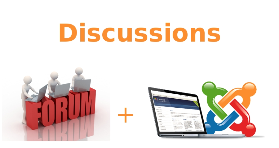 Estensioni Joomla: realizzare forum con Discussions