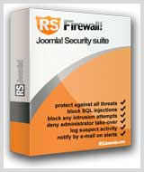 Joomla Security - RSFirewal