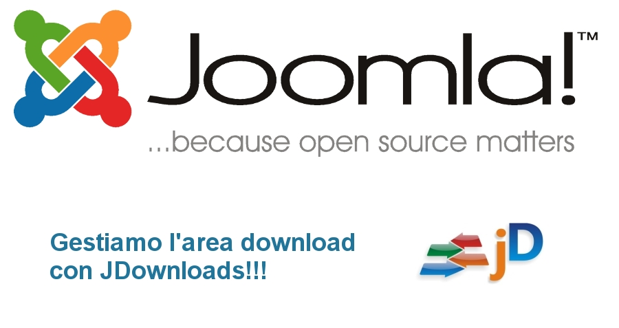 Estensioni Joomla: gestire download con JDownloads